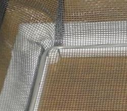 Установка антимоскитных сеток на пластиковое окна - Маркет - МирТесен