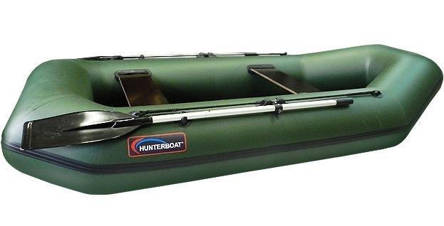 купить лодку хантер 250 мл в москве с доставкой