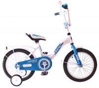 RT Велосипед двухколёсный Rich Toys Aluminium BA Ecobike голубой 5414/KG1421