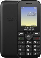 Alcatel One Touch 1016D Black