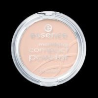 essence Mattifying Compact Powder 04 (Цвет 04 Perfect Beige variant_hex_name FACFBB)
