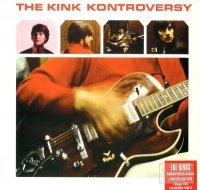 The Kinks THE KINK KONTROVERSY (180 Gram/Solid red vinyl)