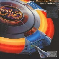 Electric Light Orchestra OUT OF THE BLUE (2016 Black Vinyl Version/180 Gram)