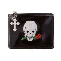 Aspinal of London Кошелек Skull&Rose