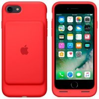 Apple iPhone 7 Smart Battery Case(PRODUCT)RED MN022ZM/A
