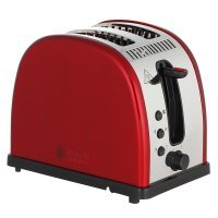 Russell Hobbs Legacy Toaster Red 21291-56