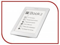 Электронная книга Reader Book 2 White RB2-WB-RU
