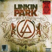 Linkin Park ROAD TO REVOLUTION  LIVE AT MILTON KEYNES  (RSD 2016/2LP+DVD/Red & black splatter vinyl/numbered)