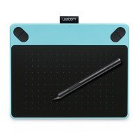 Wacom Intuos Art Pen Touch Small Blue (CTH-490AB-N)
