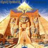 Iron Maiden POWERSLAVE (180 Gram)