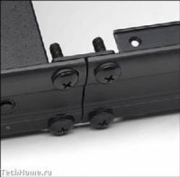 Parasound Side By Side Rack Mount Kit